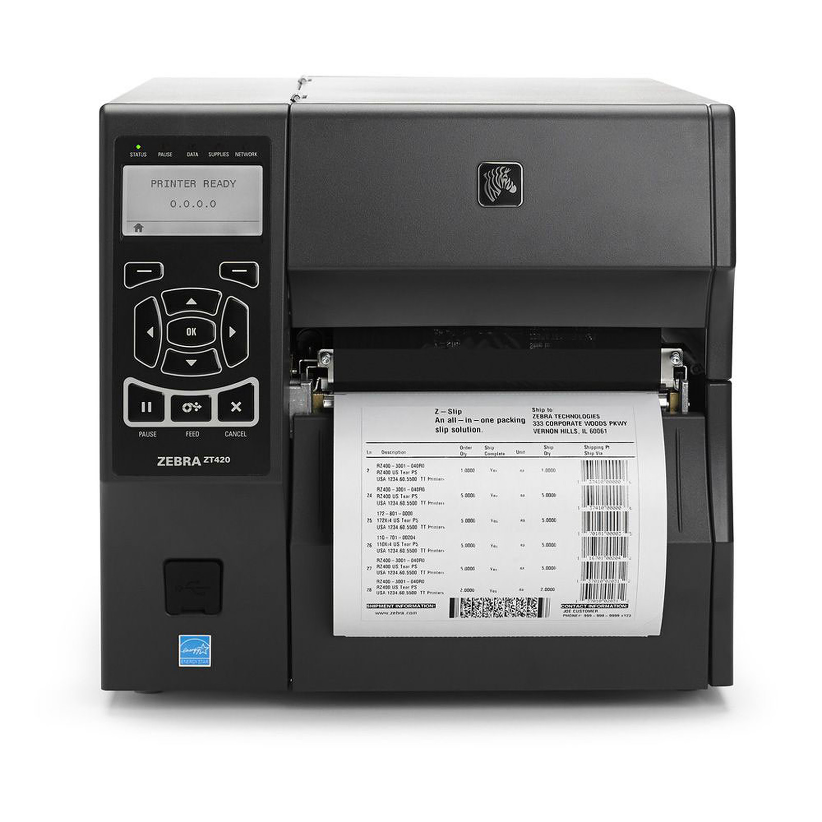 Imprimante Zebra - ZT420